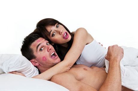 Dealing with unfaithful spouse